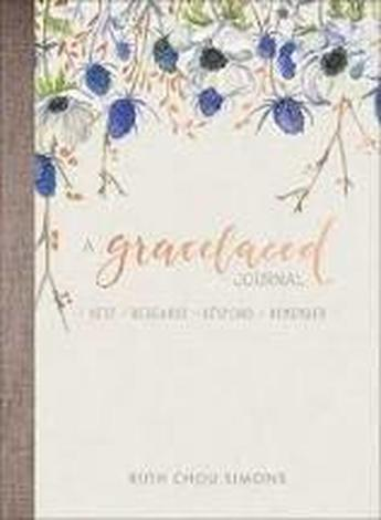 Gracelaced Journal by Ruth Chou Simons