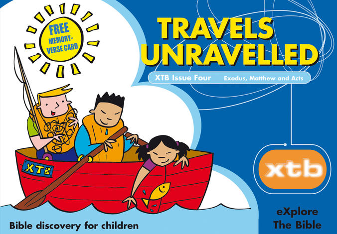 XTB 4 Travels Unravelled by Alison Mitchell