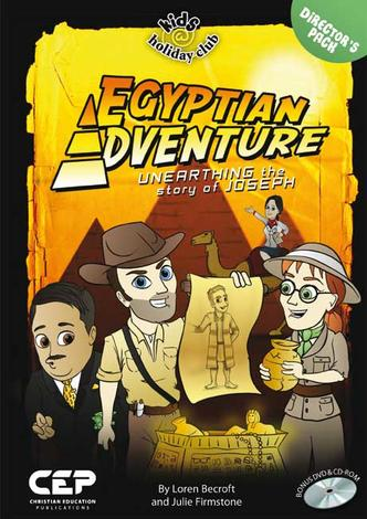 Egyptian Adventure (Director's Pack) by Loren Becroft