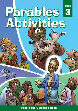 Parables Activities by Martin Young
