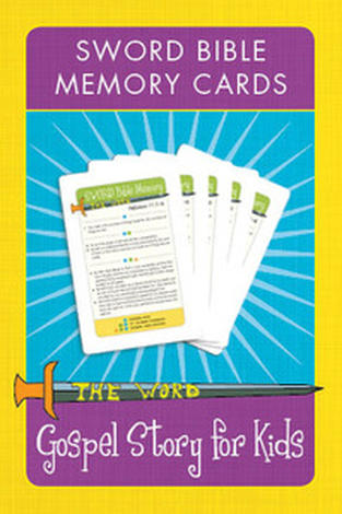 Sword Bible Memory Cards (Old Testament) CD by Marty Machowski