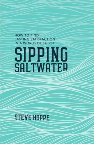 Sipping Saltwater by Steve Hoppe