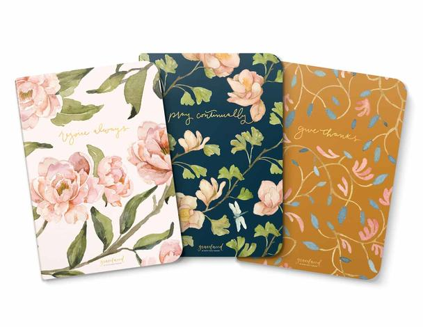 Gracelaced Lined Notebooks by Ruth Chou Simons