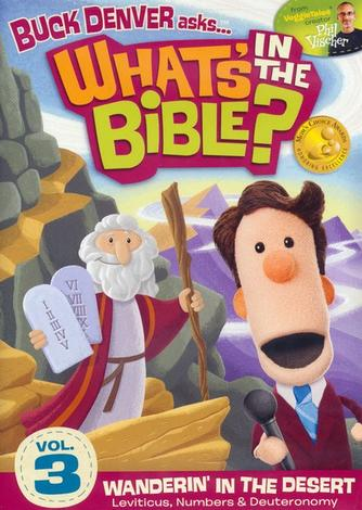 What's In The Bible DVD (3) by Phil Vischer