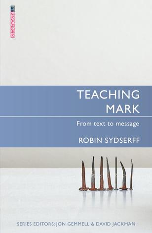 Teaching Mark by Robin Sydserff