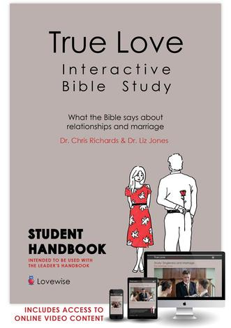 True Love Interactive Bible Study - Student's Guide by