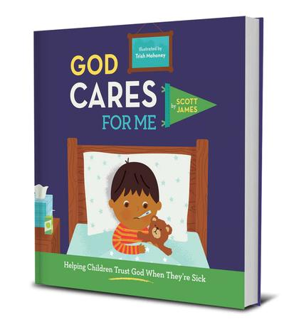 God Cares for Me by Scott James