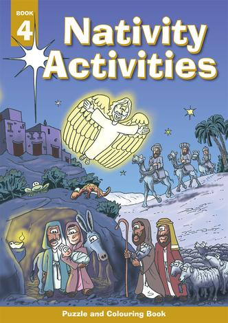 Nativity Activities by Martin Young