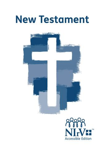 NIrV Accessible Edition New Testament by NIV