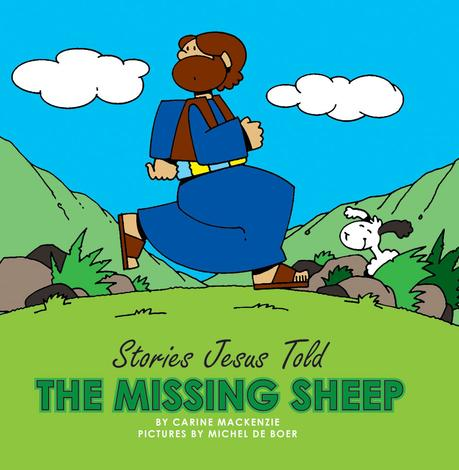 The Missing Sheep by Catherine Mackenzie