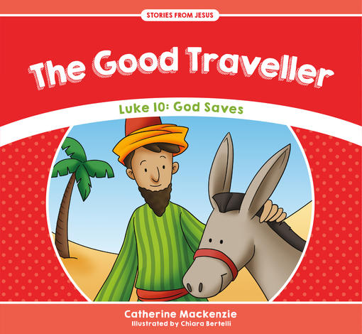 The Good Traveller by Catherine Mackenzie