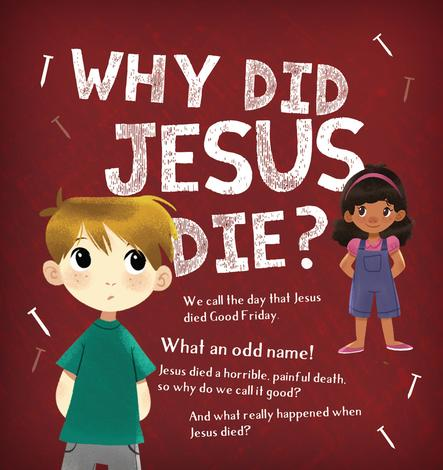 Why Did Jesus Die by Alison Mitchell