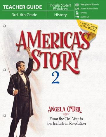 America's Story 2 (Teacher Guide) by