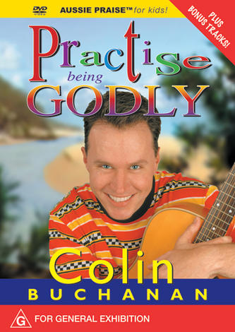 Practise Being Godly DVD by Colin Buchanan