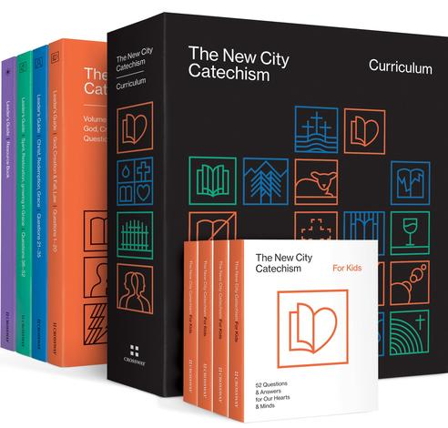 The New City Catechism Curriculum Kit by