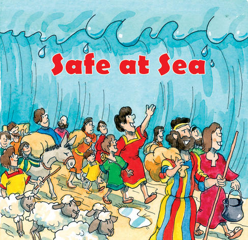Safe At Sea by Hazel Scrimshire