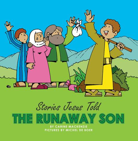 The Runaway Son by Carine MacKenzie