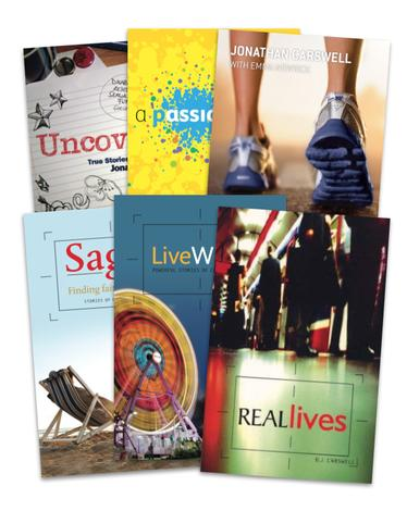 Evangelistic Testimony Bundle by