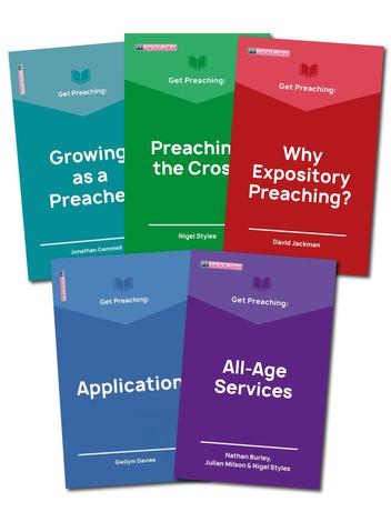 Get Preaching 5 Pack by