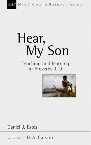 Hear, My Son by D J Estes
