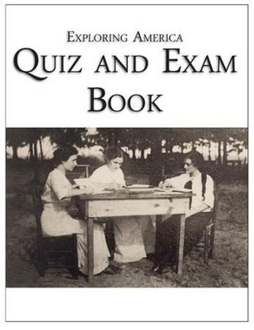Exploring America Quiz & Exam Book by