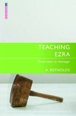 Teaching Ezra by Adrian Reynolds