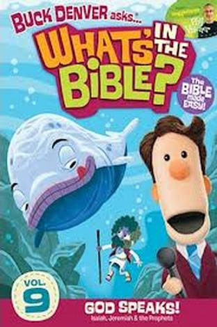 What's in the Bible DVD (9) by Phil Vischer