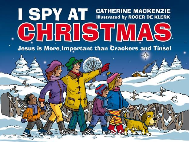 I Spy At Christmas by Catherine Mackenzie