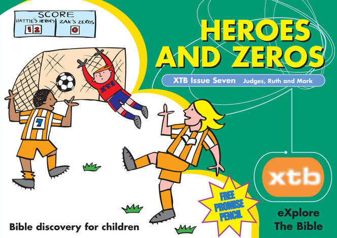 XTB 7 Heroes & Zeros by Alison Mitchell