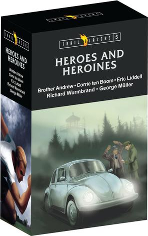 Trailblazer Heroes & Heroines Box Set 5 by