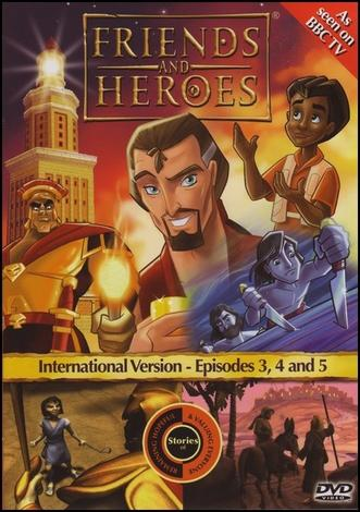Friends and Heroes Series 1 by