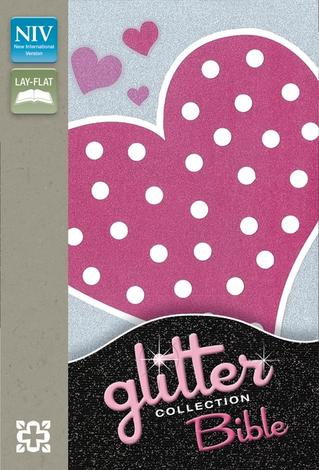 NIV Glitter Collection Bible by