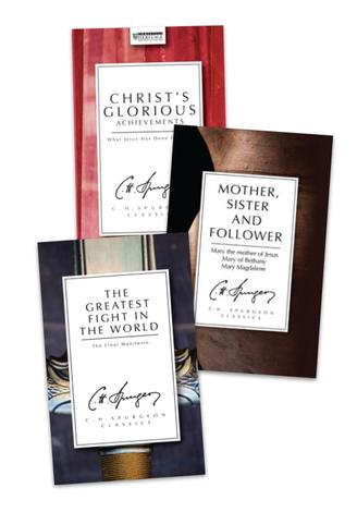 Spurgeon Christian Heritage Bundle by