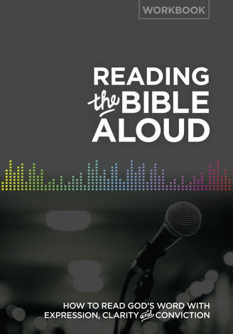 Reading The Bible Aloud DVD by Ian Carmichael
