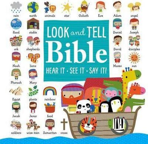 The Look and Tell Bible by
