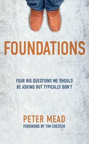 Foundations by Peter Mead