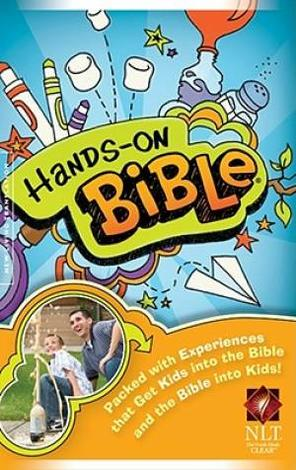 Hands–On Bible NLT by