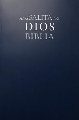 Taglog ASD Softcover Bible by