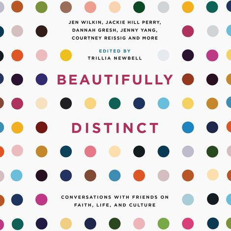 Beautifully Distinct by Trillia Newbell