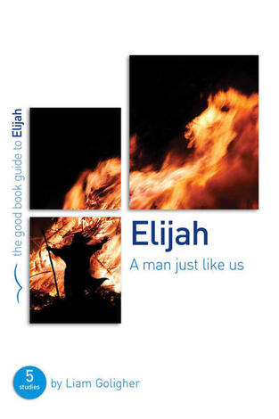 Elijah [Good Book Guide] by Liam Goligher