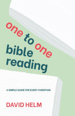 One to One Bible Reading by David Helm