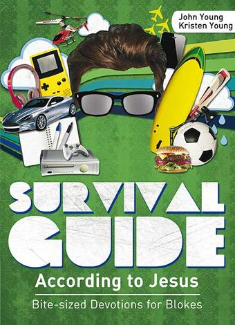 Survival Guide – According to Jesus (Blokes) by John Young