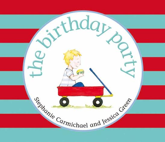 The Birthday Party by Stephanie Carmichael