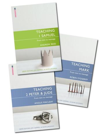 Teaching 3 Pack by