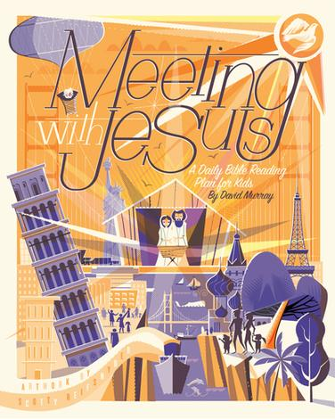 Meeting With Jesus by David Murray