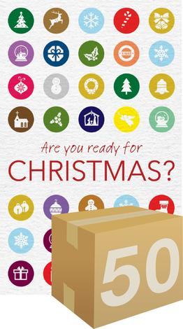 GIVE-AWAY: Are You Ready for Christmas? by Roger Carswell
