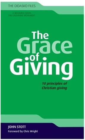 The Grace of Giving by