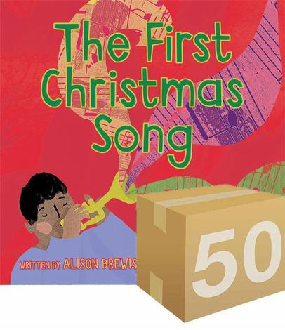 GIVE-AWAY: The First Christmas Song by Alison Brewis