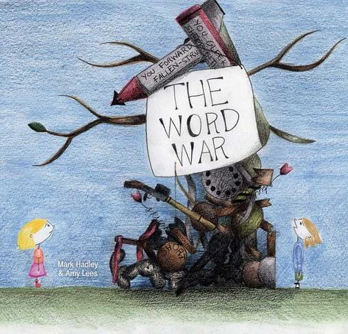 The Word War by Mark Hadley