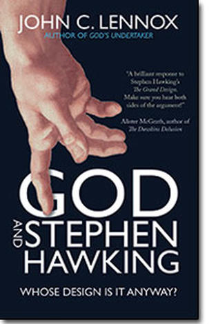 God and Stephen Hawking by John Lennox